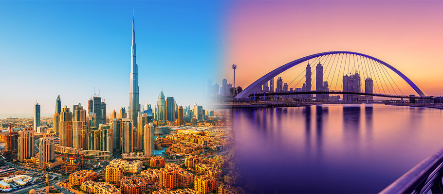 Charters  to Dubai